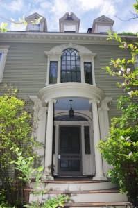 emerson front door